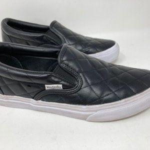 Vera Bradley Women's Quilted Slip On Sneaker Sz 8